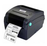 TSC Принтер этикеток TTP-245c, (темный PSU+Ethernet)99-033A001-20LF